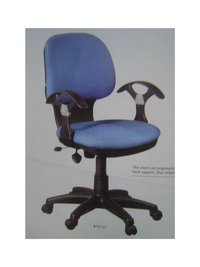 Office Medium Back Revolving Chair