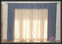 Sheer bedroom Curtain
