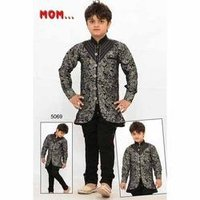 Kids Designer Sherwani Suits