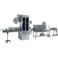 Automatic Shrink Sleeve Applicator Machine