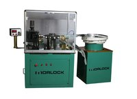 Bottle Cap Rotary Double Color Printing Machine