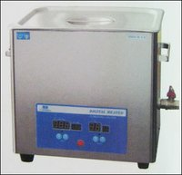 Digital Ultrasonic Cleaner With Lid