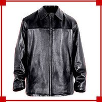Men'S Black Jacket