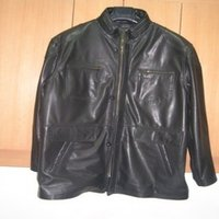Men'S Stylish Leather Coats