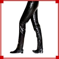 Ladies Leather Pants