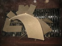 Cardboard Shredder