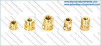 Brass Tappex Threaded Inserts