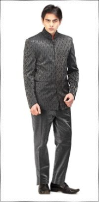Brocade Jodhpuri Suit