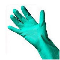 Nitrile Flocklined Hand Gloves