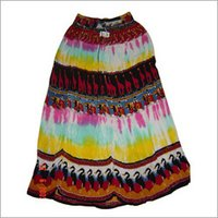 Multi Coloured Skirt