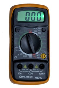 M-830l Digital Multimeter