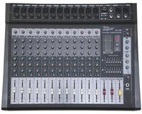 Powered Sound Mixer Pm Series