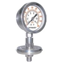 Compact Seal-Diaphragm Pressure Gauges