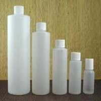 Plastic Cosmetics Bottles