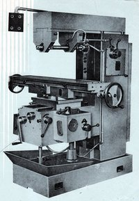 Universal Type Milling Machine