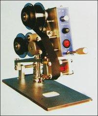 Manual Hot Stamping Coding Machine