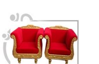 Wedding Two Seater Chairs