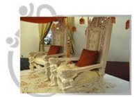 Wedding Throne Two Seater