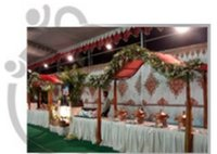 Wedding Catering Stall