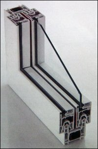 Sliding Single Glazing