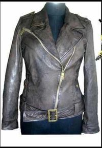 Short Leather Jackets