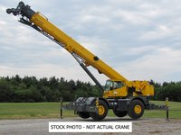 30t Rough Terrain Crane