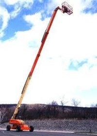 120ft Boom Lift Hiring