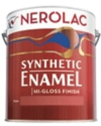 Decorative Enamel Paint (Synthetic Enamel)