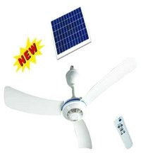 Solar DC Celling Fan