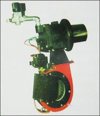 Two Stage Gas Burner