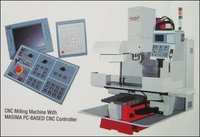 Cnc Milling Machine With Pc-Based Controller