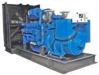 Diesel Generator Set Powered by Perkins Engine (7kVA to 2500kVA)