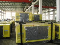 Sound Proof Diesel Generator Sets With Canopy