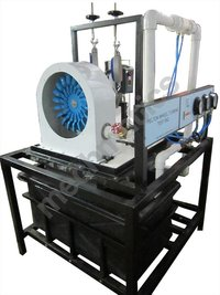 Pelton Wheel Test Rig