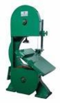 Wood Cutting Vertical Bandsaw