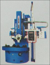 Single Column Vertical Turret Lathe