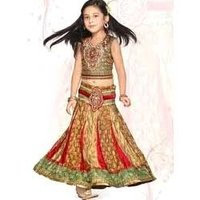 Kids Wear Lehengas