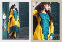 Georgette Salwar Kameez With Dupatta
