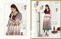 Faux Georgette Salwar Kameez