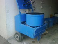 Laboratery Pan Mixer