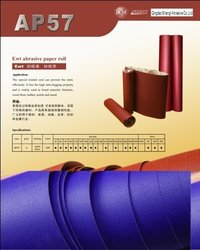 EWT Abrasive Paper Roll AP57