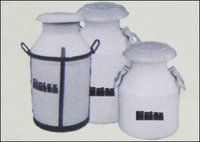 Insulated Milk Cans