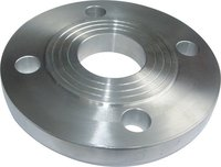 Slip On Welding Flange For Pipe Connection