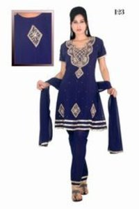 Ladies Stylish Churidar Suits