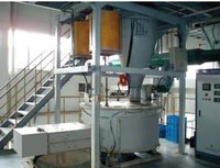 Fully Automatic Paste Mixer