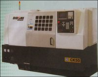 Cnc Slant Bed Lathe Machinery