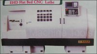 Ehd Flat Bed Cnc Lathe Machine