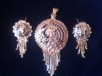 Bridal Pendant Set