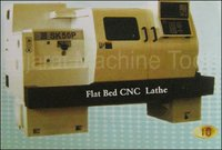 Flat Bed Cnc Lathe Machinery