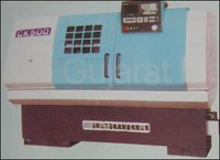 Low Cost Flat Bed Cnc Lathe Machinery